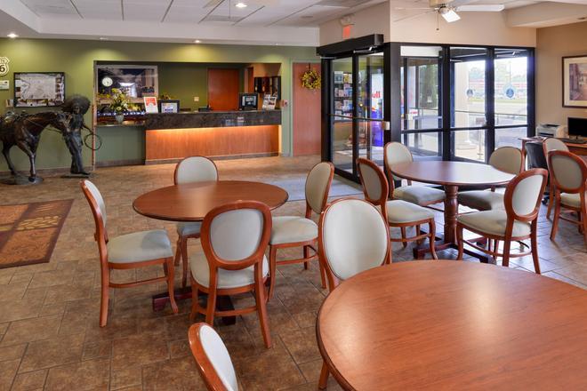 Country Hearth Inn & Suites Edwardsville St. Louis - Edwardsville - Restaurant