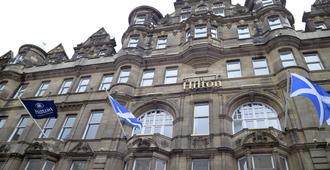Hilton Edinburgh Carlton - Edinburg - Gebouw