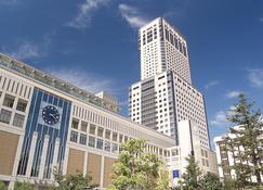 Jr Tower Hotel Nikko Sapporo - Sapporo - Gebouw