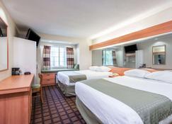 Microtel Inn & Suites by Wyndham Uncasville - Uncasville - Bedroom