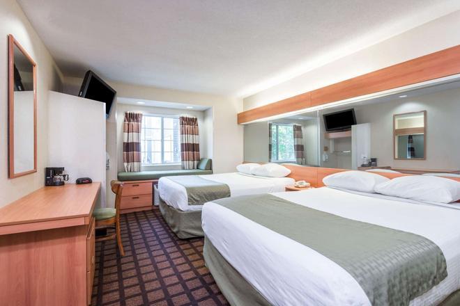 Microtel Inn & Suites by Wyndham Uncasville - Uncasville - Schlafzimmer