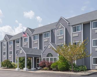 Microtel Inn & Suites by Wyndham Uncasville - Uncasville - Gebäude