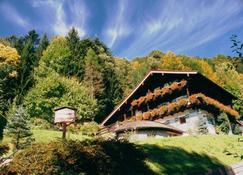 Gaestehaus Bergwald - Berchtesgaden - Toà nhà