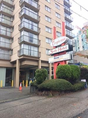 特羅皮卡納套房酒店 - 溫哥華 - 溫哥華 - 建築
