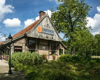 Fletcher Hotel-Restaurant De Broeierd-Enschede - Enschede - Gebouw