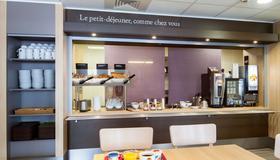 B&B Hotel Reims Centre Gare - Reims - Buffet