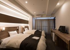 Hotel City Inn Wakayama Wakayama-Ekimae - Wakayama - Κρεβατοκάμαρα