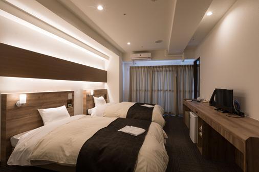 Hotel City Inn Wakayama Wakayama-Ekimae - Wakayama - Bedroom