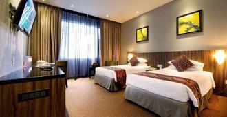 Hotel Royal Kuala Lumpur - Kuala Lumpur - Bedroom