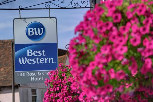 Best Western The Rose And Crown Colchester - Colchester - Rakennus