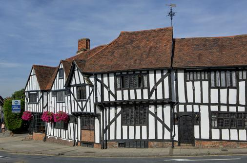 Best Western The Rose And Crown Colchester - Colchester - Building