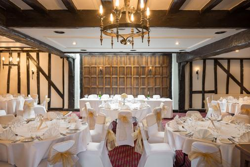 Best Western The Rose And Crown Colchester - Colchester - Banquet hall