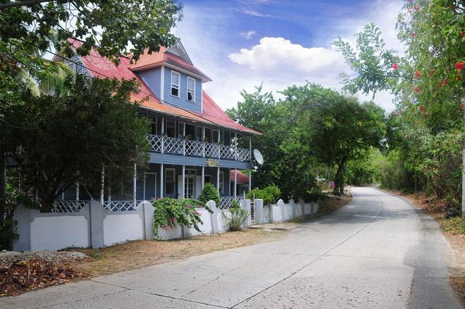 Coconut Paradise Lodge - San Andrés - Edificio