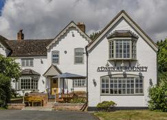 The Admiral Rodney - Worcester - Edificio