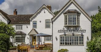 The Admiral Rodney - Worcester - Κτίριο