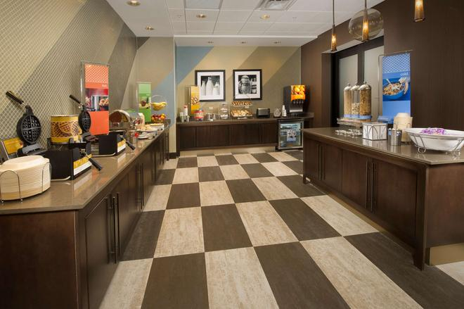 Hampton Inn & Suites San Antonio/ Market Square, TX - San Antonio - Buffet