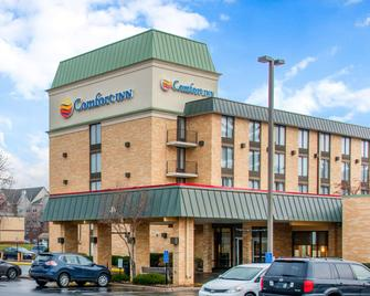 Comfort Inn Msp Airport - Mall Of America - Bloomington - Building