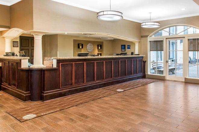 Comfort Inn Msp Airport - Mall Of America - Bloomington - Vastaanotto