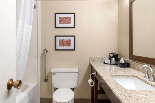 Comfort Inn Msp Airport - Mall Of America - Bloomington - Bathroom