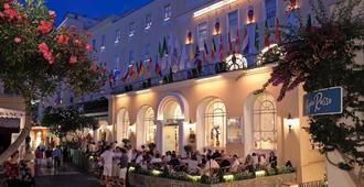 Grand Hotel Quisisana - Capri - Edifício