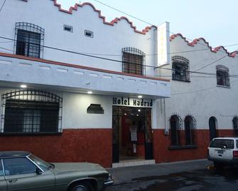 Hotel Madrid - Guadalajara - Edificio