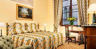 Grand Hotel Continental Siena - Starhotels Collezione - Siena - Phòng ngủ