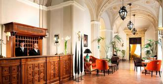 Grand Hotel Continental Siena - Starhotels Collezione - Siena - Lobby