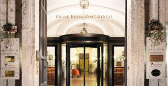 Grand Hotel Continental Siena - Starhotels Collezione - Siena - Building