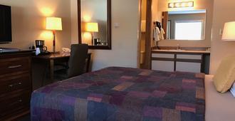 Lakeshore Inn & Suites - אנקוראג' - חדר שינה