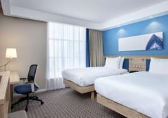 Hampton by Hilton Glasgow Central - Glasgow - Bedroom