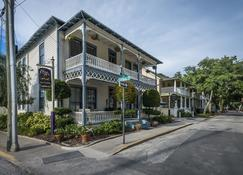 Carriage Way Bed and Breakfast - St. Augustine - Edifício