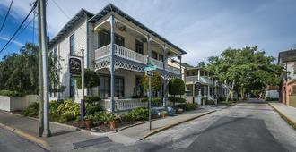 Carriage Way Bed and Breakfast - St. Augustine
