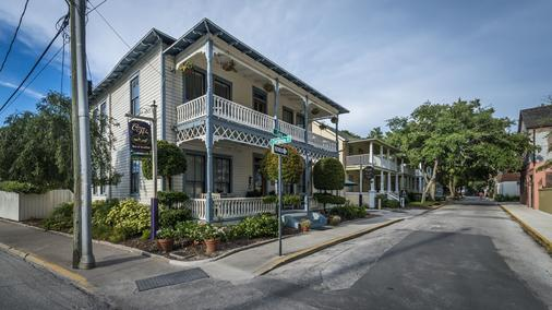 Carriage Way Bed and Breakfast - St. Augustine - Building
