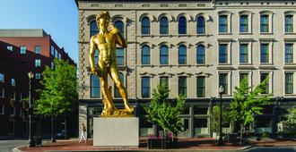 21c Museum Hotel Louisville - MGallery - Louisville - Building