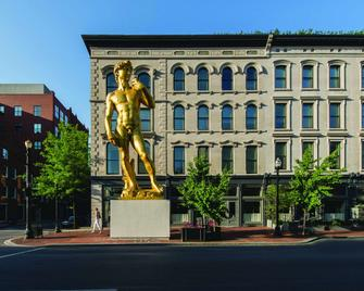 21c Museum Hotel Louisville - MGallery - Луисвилл - Здание