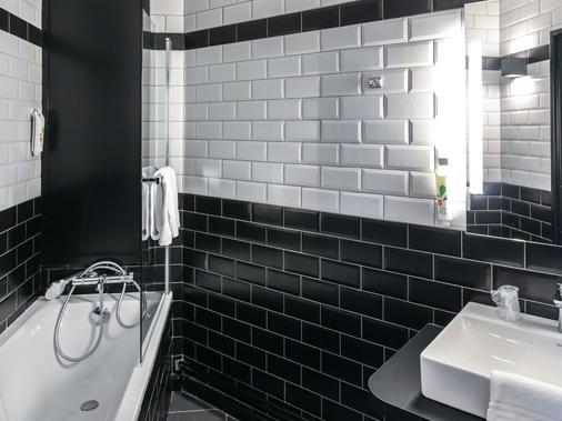 協和因特爾酒店 - 克雷蒙-費洪 - 克萊蒙費朗 - 浴室