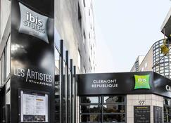 ibis Styles Clermont-Ferrand République - Clermont-Ferrand - Building