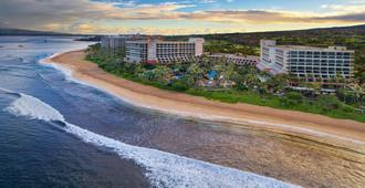 Marriott's Maui Ocean Club - Molokai, Maui & Lanai Towers - Lahaina - Θέα στην ύπαιθρο