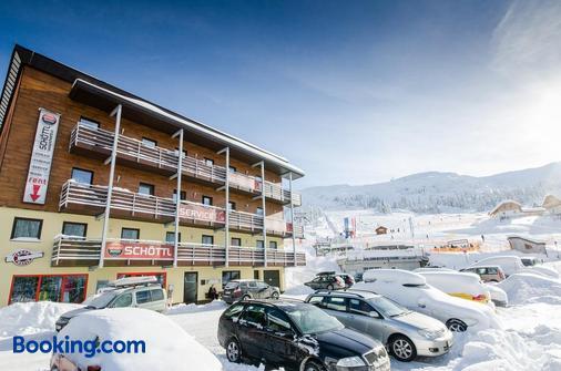 Ferienwohnung Ski-Hans - Donnersbach - Building