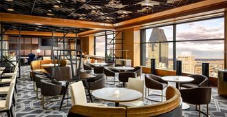 Le Centre Sheraton Montreal Hotel - Montreal - Restaurant