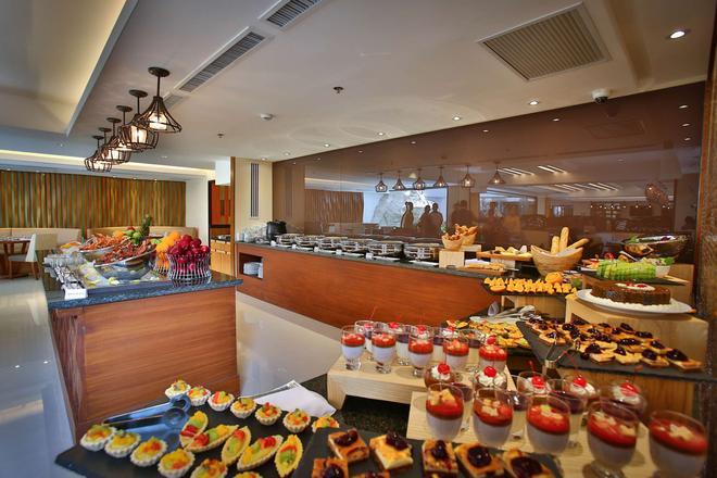 Best Western Plus The Ivywall Hotel - Puerto Princesa - Μπουφές