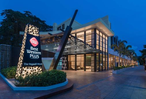 Best Western Plus The Ivywall Hotel - Puerto Princesa - Rakennus