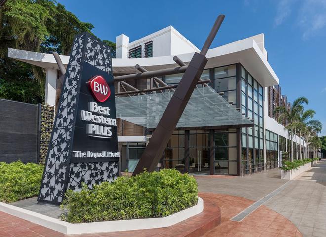 Best Western Plus The Ivywall Hotel - Puerto Princesa - Κτίριο