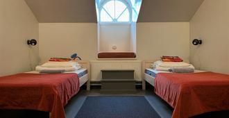 Hostel Suomenlinna - הלסינקי - חדר שינה