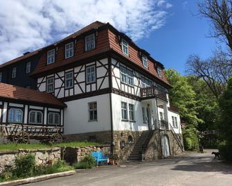 Hotel Landgut Aschenhof - Suhl - Gebäude