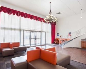 戰地旅館 - 維克斯堡 - 休閒室
