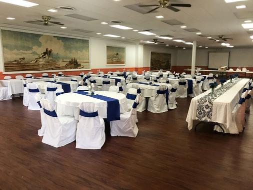 Motel 6 Vicksburg - Ms - Vicksburg - Banquet hall