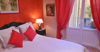 Hotel Le Relais Du Postillon - Antibes - Habitación