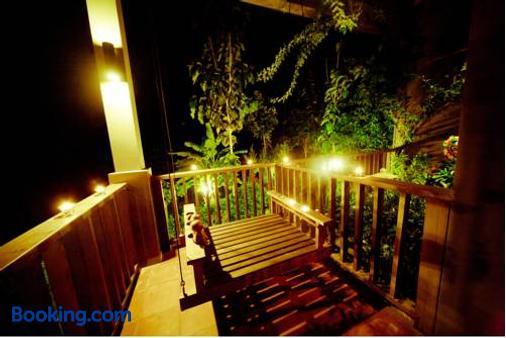 Phukumhom - Pak Chong - Balcony
