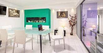 ibis Styles Palermo Cristal - פאלרמו - חדר אוכל